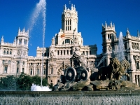 MADRID - 4 DANA