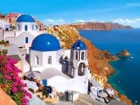 GRČKA, KRSTARENJE GRČKIM OTOCIMA I ATENA