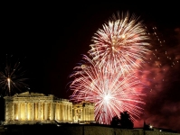 ATENA I GRČKA NOVA GODINA