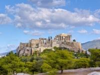 KRSTARENJE GRČKIM OTOCIMA I ATENA
