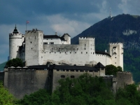 AUSTRIJSKO - ALPSKA BAJKA - SALZBURG