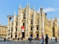 MILANO I JEZERA ITALIJE