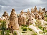 KAPADOKIJA, MALA AZIJA I ISTANBUL